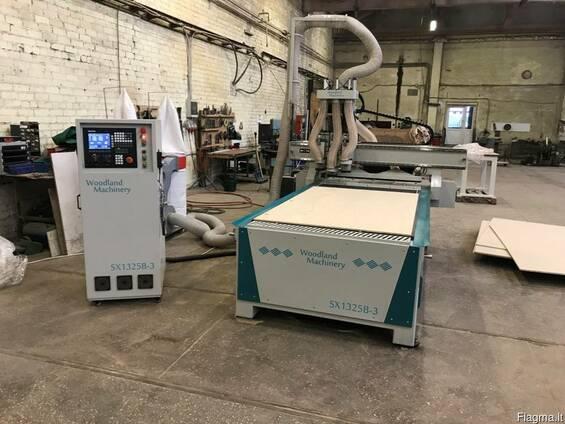 20-70-550 CNC фрезерный станок (новый)