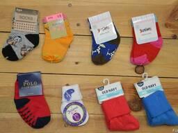 Брендовые носки, микс, сток