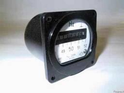 Частотомер щитовой вибрационный В80