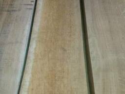 Доска дуба обрезная сухая 50мм 3м 0-1сорт.
