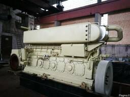 Двигатель SKL 8VD36/24A1