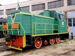 Электрозапчасти к тепловозу ТГМ-23