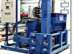 Гидравлические прессы для брикетов с био массы