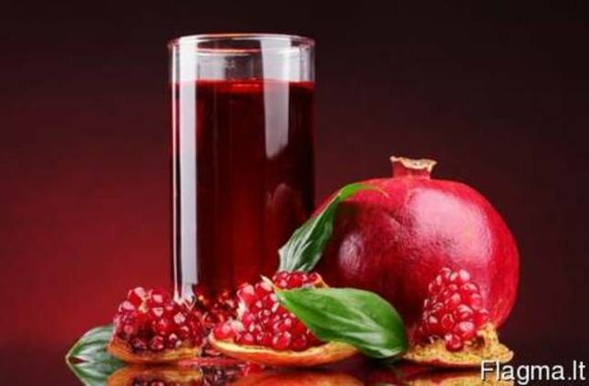 Гранатовый концентрат / Pomegranate concentrate