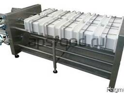 Horizontal press for cheese - photo 2