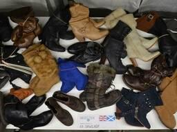 Микс зимней обуви из Германии секонд хенд