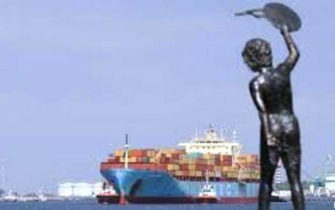 Морские контейнерные перевозки грузов из Китая,США