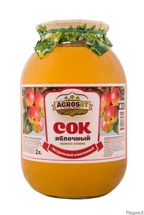 Natural juice from Kazakhstan