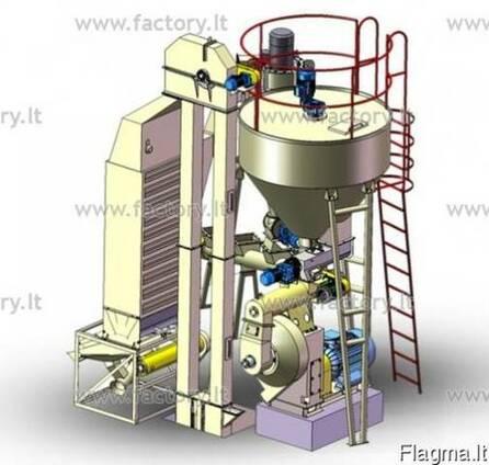 Оборудование гранулирования комбикорма