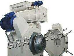 Пресс-гранулятор для производства биотоплива (пеллет)