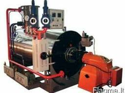 Промышленные парогенераторы - ALBA