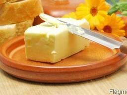 Сладкое сливочное масло 82% // Sweet cream butter 82%
