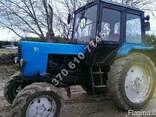 Трактор MTZ-82.1 Беларус 1999 г. - фото 1