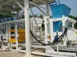 Vibropress bloknotų, grindinių blokelių SUMAB U-1500 gamybai
