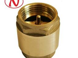 Water return valve 1/2 (brass float) (0,062) / HS - фото 1