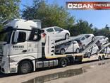 2 axle 6 Car carrier Semi-trailer new - фото 1