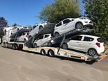 2 axle 6 Car carrier Semi-trailer new - фото 4