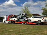 2 axle 6 Car carrier Semi-trailer new - фото 5