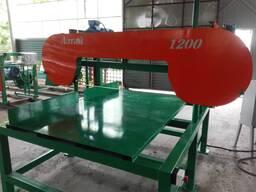 Алтай Л-1200-РП Станок ленточнопильный для разбора поддонов