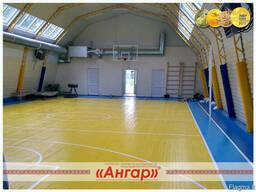 Ангары под разные виды спорта: каток, теннисная площадка, др - фото 2