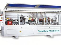 Aвтоматический кромкооблицовочный станок Woodland Machinery