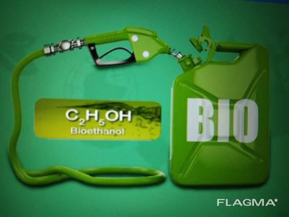 Bio-Ethanol - Blending Сomponent for Petrol / Биоэтанол компонент бензина