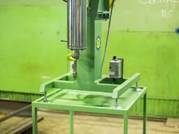 Бисерная мельница вертикальная. Производим под заказ.