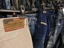 Брендовые мужские джинсы Guess. Diesel. Ralph Lauren микс