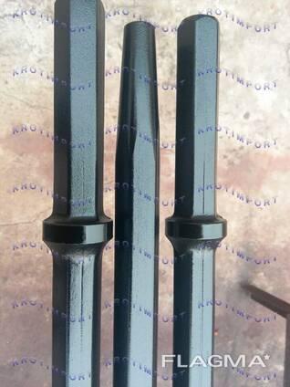 Буровые штанги шестигранные и круглые под резьбу или конус