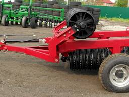 Compacting preseeding roller / Каток прикатывающий - фото 2