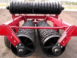 Compacting preseeding roller / Каток прикатывающий - фото 5