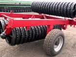 Compacting preseeding roller / Каток прикатывающий - фото 1
