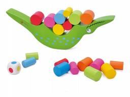 Деревянные игрушки горки гоукарты тракторы домики известные бренды опт от 1 единицы