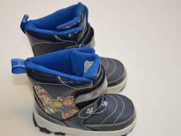 Детская зимняя обувь, сток - photo 3