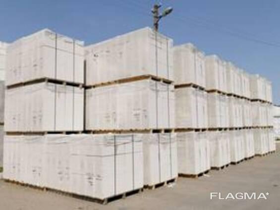 Dujų silikatiniai blokeliai - akyto betono