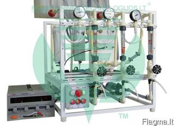 Электродиализные установки: промышленные и лабораторные
