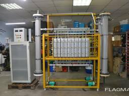 Электролиз оборудование для производства гипохлорита натрия