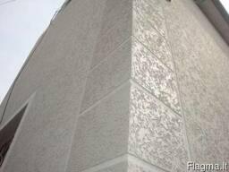 Фасадные смеси, утеплитель , сетка. Все для фасадов.