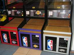 Game-playing automate sport simulator NBA Hoops - photo 1