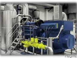 Газопоршневая электростанция SUMAB (MWM) 800 Квт - фото 2