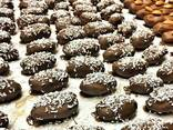 """Hadji"" chocolate dates with almonds - фото 6"
