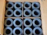 Изделия из графита: пластины, электроды, тигли, блоки, кольца, втулки, стержни, колодки - фото 1