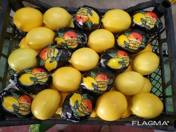 Лимон Цитрусовые
