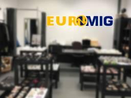 Магазин аксессуаров, одежды, украшений и предметов интерьера в знаменитом торговом центре