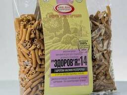 """Макароны """"Здоровье"""" из твердых сортов пшеницы с добавками - фото 3"""