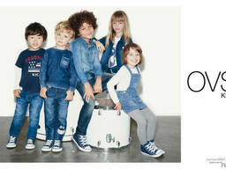 OVS детский сток, одежда