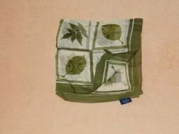 Платки и шарфы шелковые - фото 4