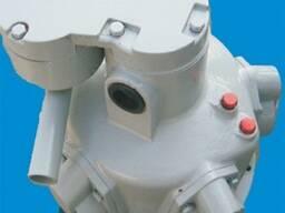 Пневмодвигатели П8-12, П12-12, П13-16, П16-25, ДАР-14, ДАР-3 - фото 8