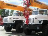 Поставка и продажа новых автокранов моделей Ивановец в Литве, Латвии, Эстонии - фото 2