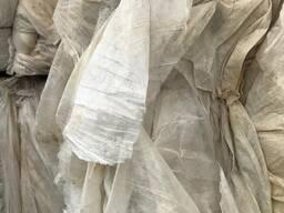 PP Нетканый материал спанбонд) отходы